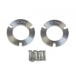ToyTec 4Runner, FJ, Tacoma, Sequoia, Tundra Front Top Plate Spacer Kit