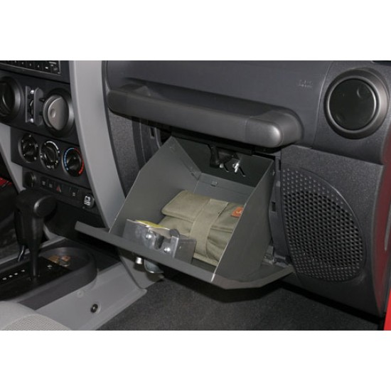 Tuffy Jeep JK 07-11 Security Glove Box