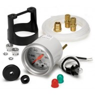 "Auto Meter Ultra-Lite 2-1/16"" Mechanical Oil Pressure Gauge 0-100 psi"