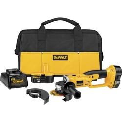 "DEWALT 4-1/2"" (114mm) 18V Cordless XRP™ Cut-Off Tool"