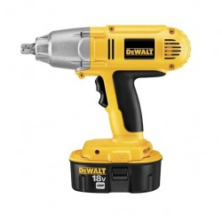 "DEWALT 18V 1/2"" Cordless XRP Impact Wrench (2 Batteries)"