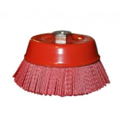 "Als Liner 4"" Nylon Filament Cup Brush"