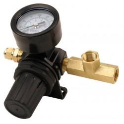 Viair Inline Pressure Regulator with Mounting Bracket 150 PSI