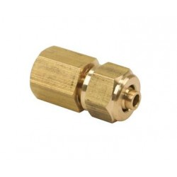 """Viair 1/4"""" NPT Male Compression Fitting (1/4"""" Airline)"""