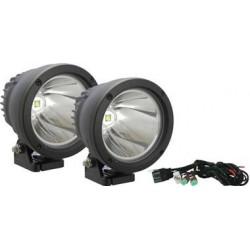 """Vision X 4.5"""" LED Light Cannon Kit"""
