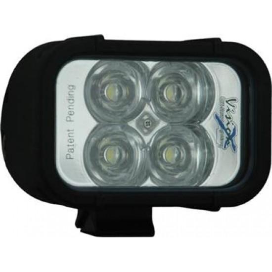 "Vision X 4"" Xmitter LED Euro Beam Light Bar"