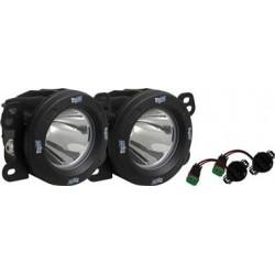 Vision X Jeep JK 07-09 LED Fog Light Kit