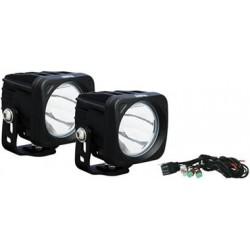 Vision X Optimus Series Prime 10-Degree LED Black Light Kit Spot Beam