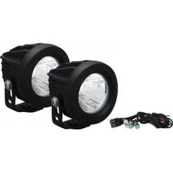 Vision X Optimus Series Prime 20-Degree Dual LED Black Light Kit Spot