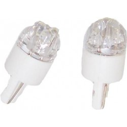 Vision X White 360 LED Replacement Bulb 194/T10