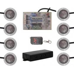 Vision X Tantrum LED Rock Light Kit White