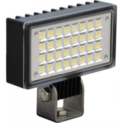 "Vision X 3.4"" x 1.9"" Compact Utility Market LED Flood Light White"