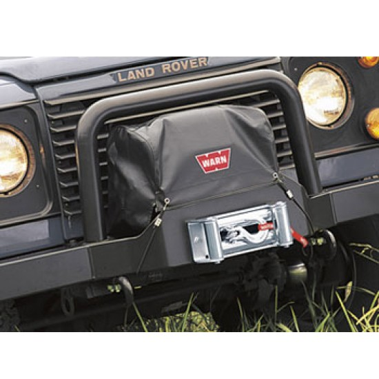 Warn Vinyl Winch Cover for Winches Mounted on the Classic Bumper