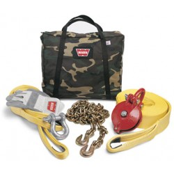 Warn Heavy Duty Winching Accessory Kit