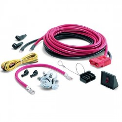 Warn Quick Connect 20ft Power Cable for Rear of Veh w/ Power Interrupt