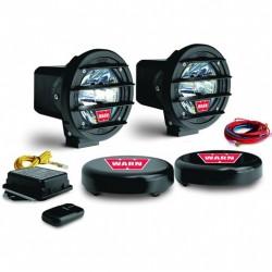 Warn W700D-HID Driving Light Kit