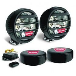 Warn W350F Halogen Fog Beam Light Kit