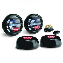 Warn W650D Halogen Driving Light Kit