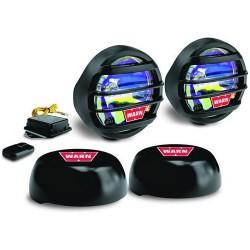 Warn W650F Halogen Fog Beam Light Kit