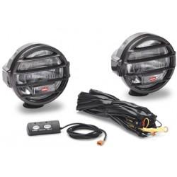 Warn SDB-160 Halogen 100,000 Canlepower Driving / Spot Light Kit