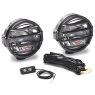Warn SDB-210 Halogen 200,000 Canlepower Driving / Spot Light Kit