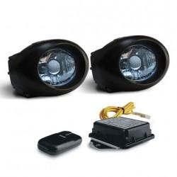 Warn W2030F Halogen Fog Beam Light Kit