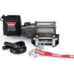 Warn Winch for Trailers and  Worksites 3700 DC