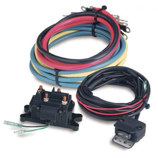 Warn Winch Upgrade Kit (Convert Warn A2000 to 2500 lb. Capacity) on