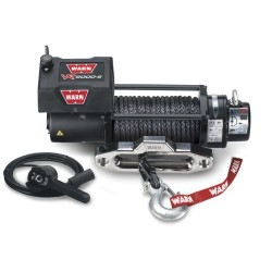 Warn Entry Level Series Winch VR8000-s w/ Synthetic Rope
