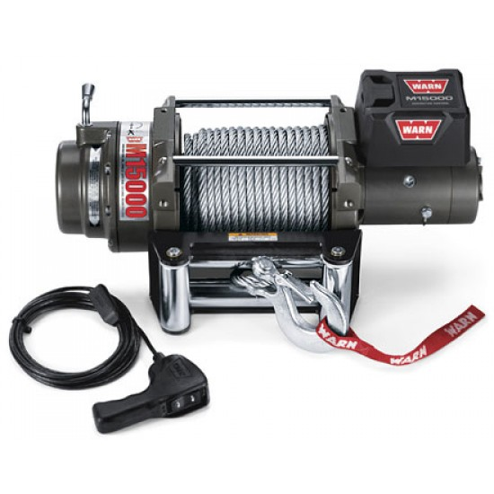 Warn Heavy Weight Series Winch M15000