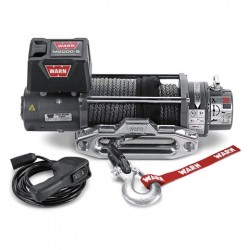 Warn Premium Series Winch M8000-s w/ Synthetic Rope