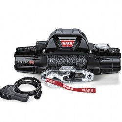 Warn Premium Series Winch ZEON 8 w/ Synthetic Rope