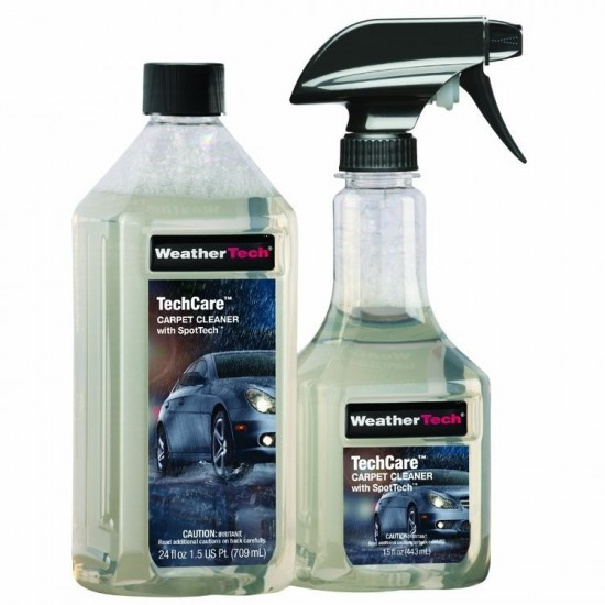 WeatherTech TechCare Carpet Cleaner with SpotTech Kit