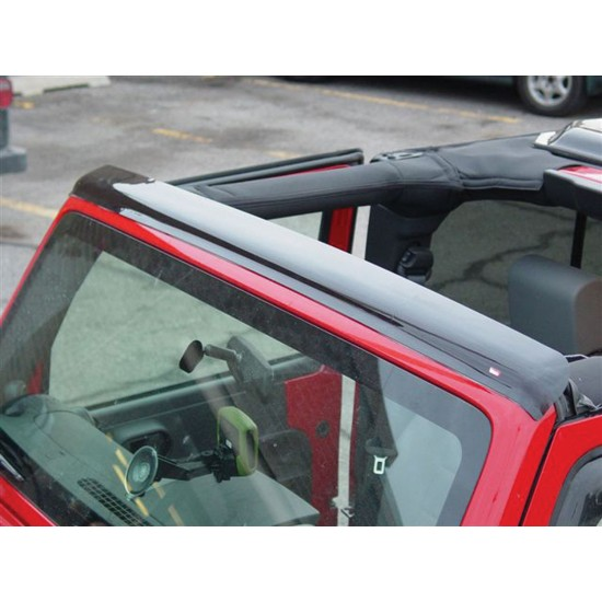 Westin Automotive Jeep JK Wade Wind Deflector